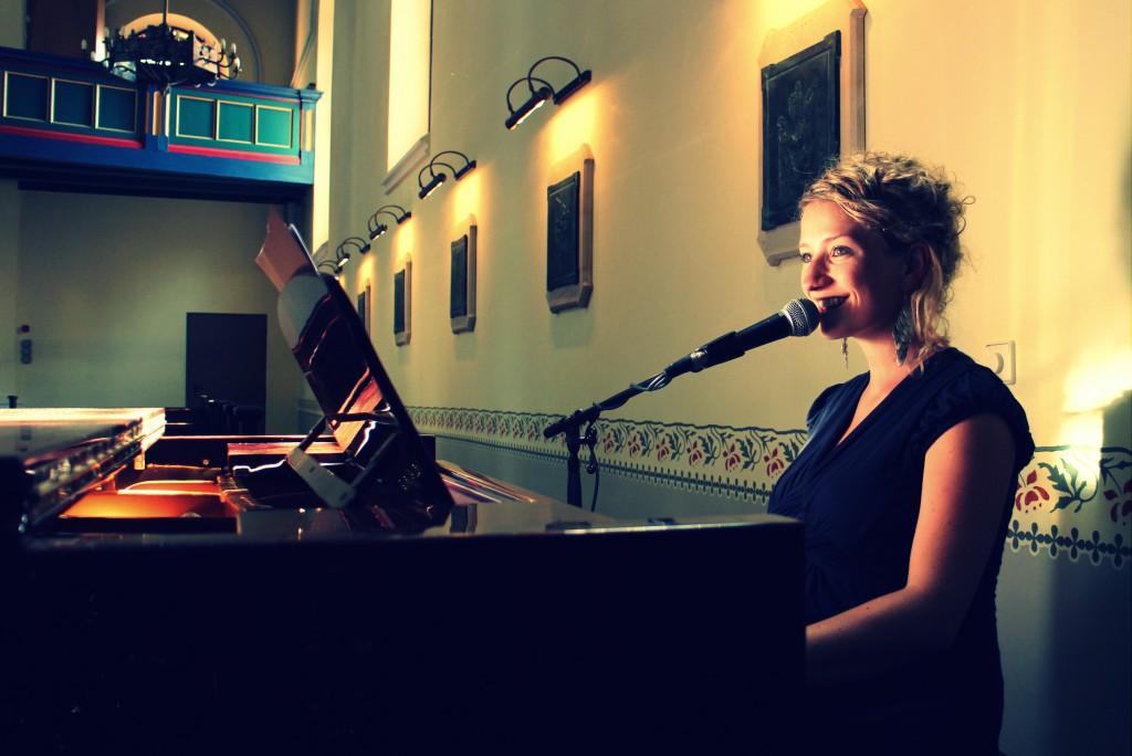 Anne Fraune Sängerin Berlin Trauung