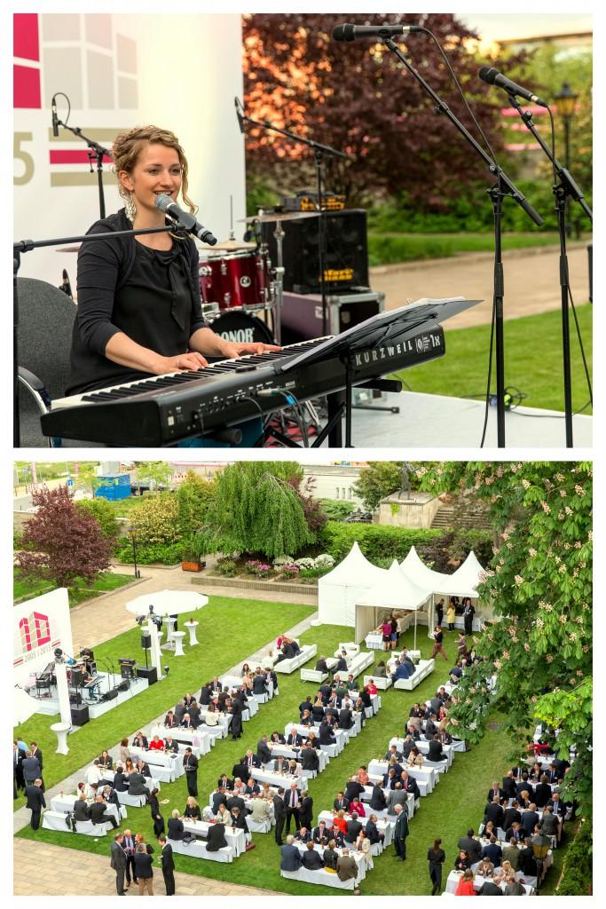 Sängerin Berlin Firmenfeier