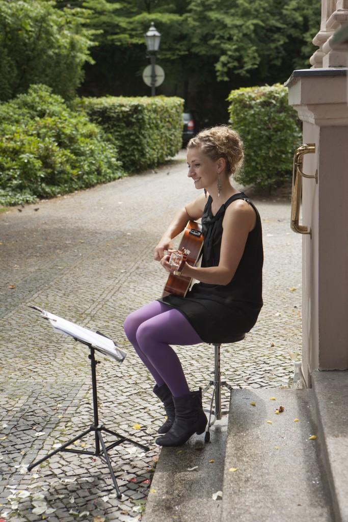 Sängerin Berlin Anne Fraune