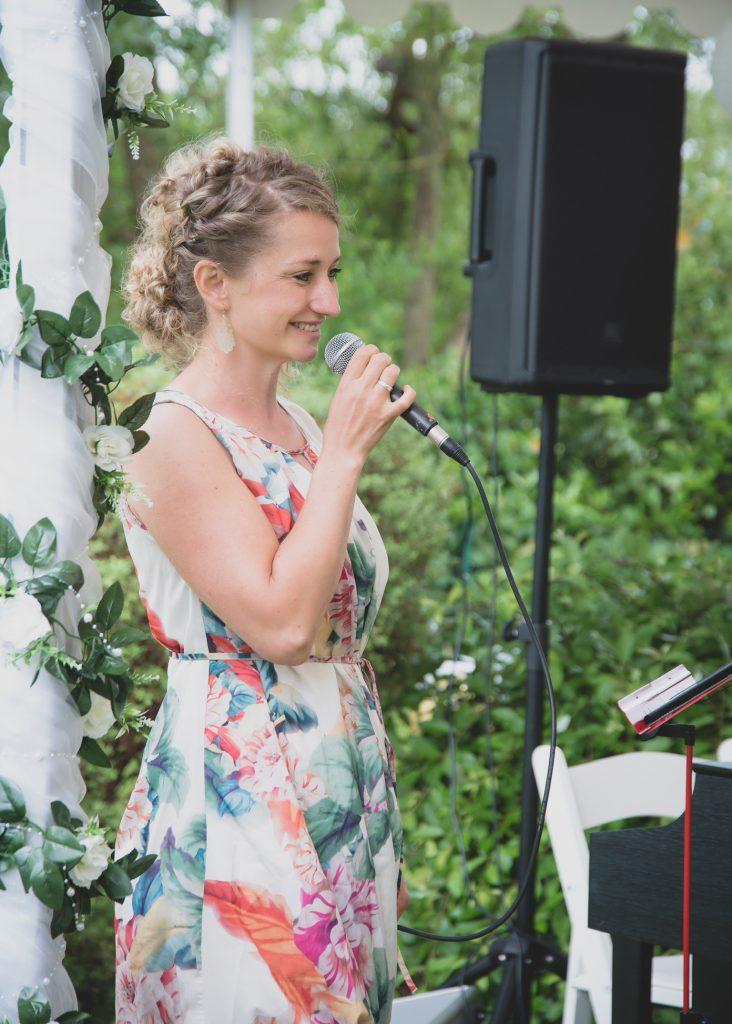 Sängerin, Traurednerin, Freie Trauung, Berlin, Brandenburg, Hochzeit